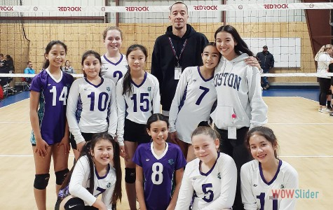 Girls Volleyball Club East Bay Oakland Berkeley California Club Kalani Volleyball